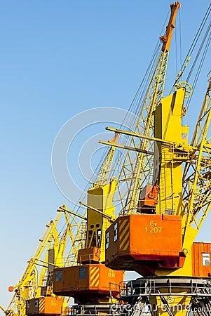 Odessa port