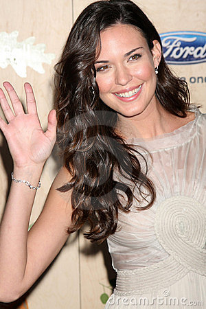Odette Annable Editorial Stock Photo