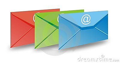Odkryj rgb e - mail