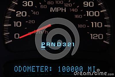 Odometer 100k