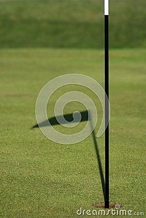 Odtwarzanie parka golfa teren