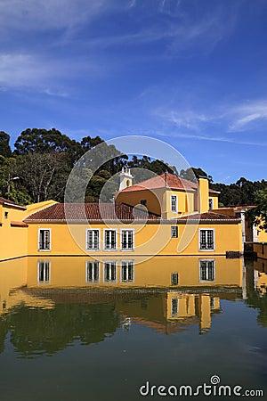 Free Oeiras Historic Gunpowder Factory Stock Photo - 24806920