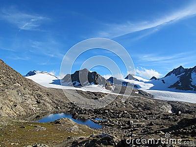 Oetztal: Gurgler glacier