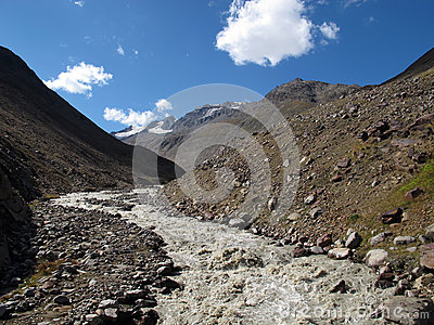 Oetztal: Stony valley