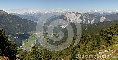 Oetztal valley
