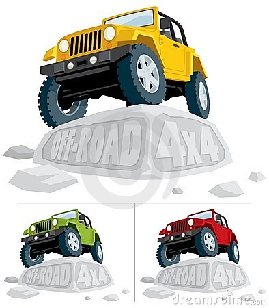 Free Off-Road 4x4 Stock Photos - 15169103