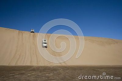 Off Road 4x4 adventure, Namib Desert