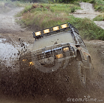 Free Off Road Action Royalty Free Stock Images - 20129619