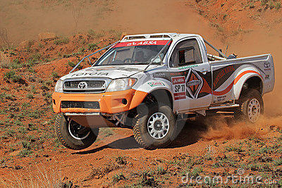 Off road racing Editorial Photography
