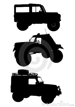 Free Off-road Vehicle Royalty Free Stock Photos - 10412748