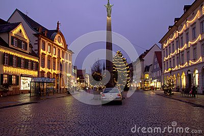 Offenburg, Germany Editorial Image