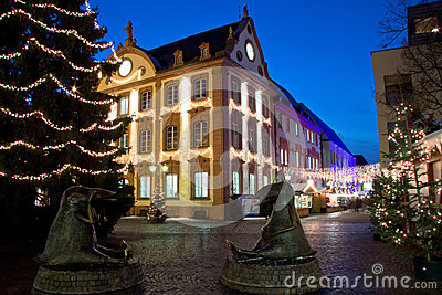 Offenburg, Germany Editorial Stock Image