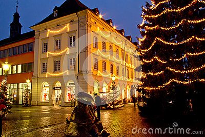 Offenburg, Germany Editorial Stock Photo