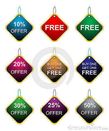 Offer tags
