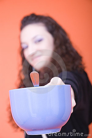 Free Offering Tea Royalty Free Stock Photography - 2485257