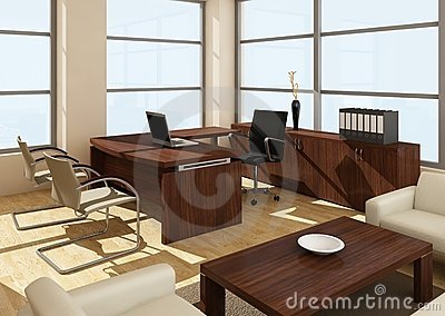 Office Royalty Free Stock Images - Image: 1210249