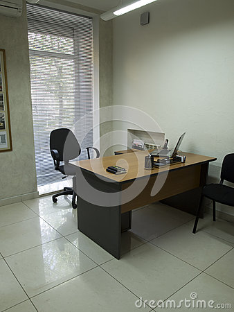 Free Office Royalty Free Stock Image - 9986716