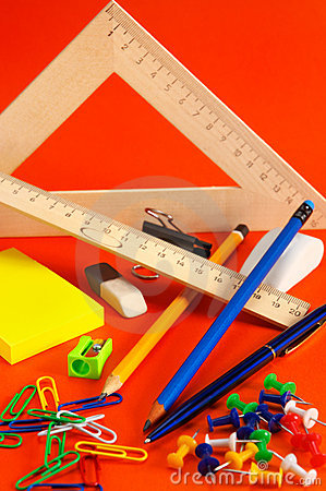 Free Office Accessories Stock Images - 7086504
