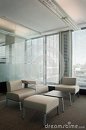 Office antechamber