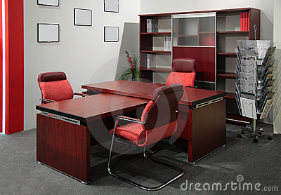 Office of boss