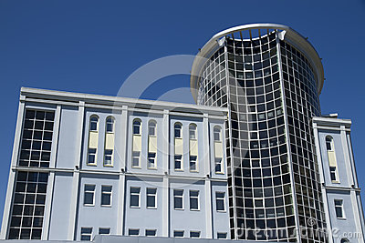 Office Building Stock Image - Image: 24625271