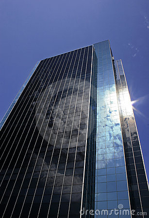 Free Office Building Stock Image - 5508961