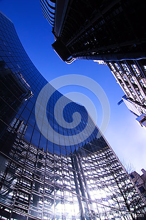 Office building in London