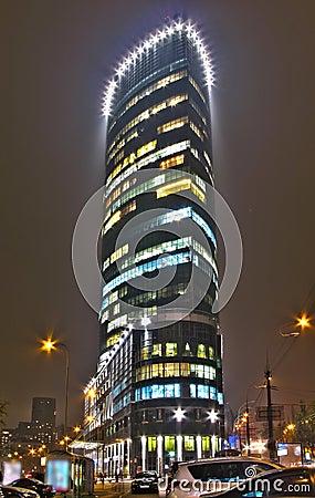 Office building Parus