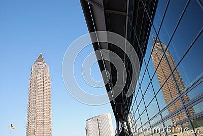 Office Buildings, Frankfurt