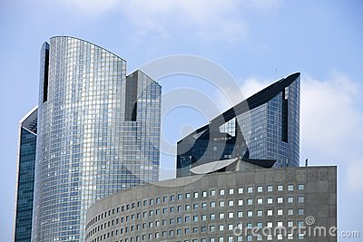 Office Buildings in La Defense