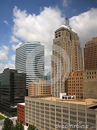 Office buildings in Oklahoma