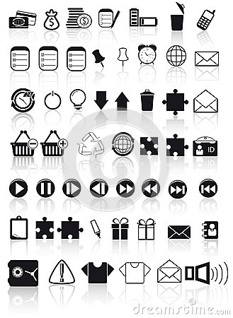 Office Business and Shopping icon