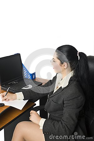 Office Business woman