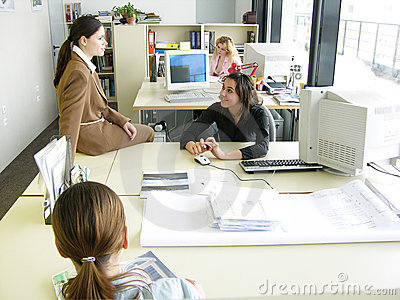 Office chat 2