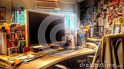 Office design interior thailand Editorial Image
