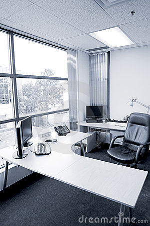 Free Office Desk Royalty Free Stock Photography - 2634867