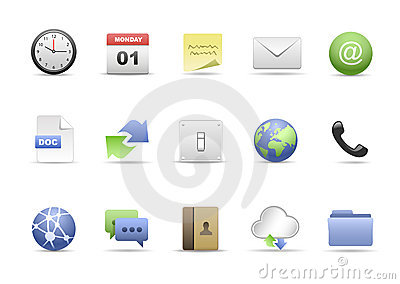 The Office Icon Set
