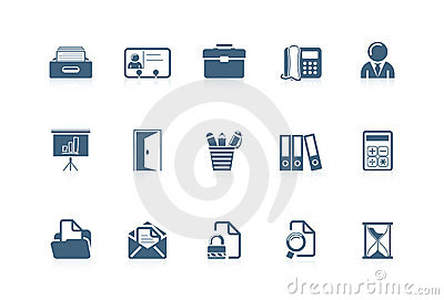 Office icons 2 | piccolo series