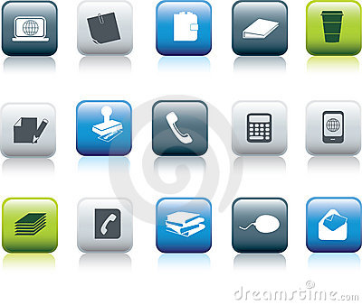 Office items icon