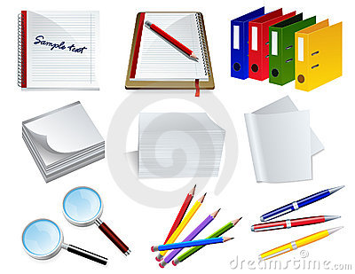 Office object set