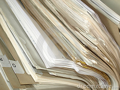 Office paper documents