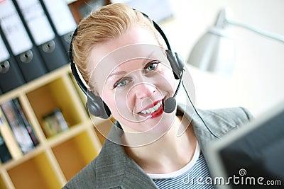 Office receptionist 1