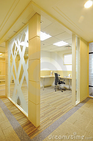 Free Office Room Royalty Free Stock Photography - 8439427