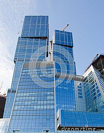 Office skyscrapper