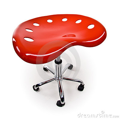 Stool With Wheels