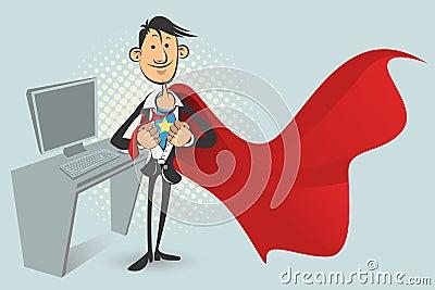 Office Superhero