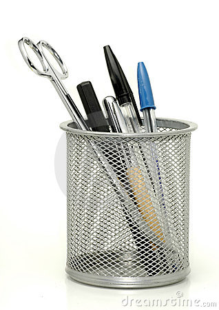 Free Office Supplies Stock Image - 541461