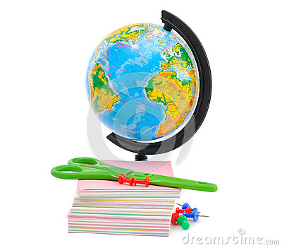 Office Supplies and Globe