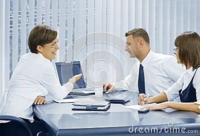 Office talk