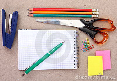 Office tools (or school tools)